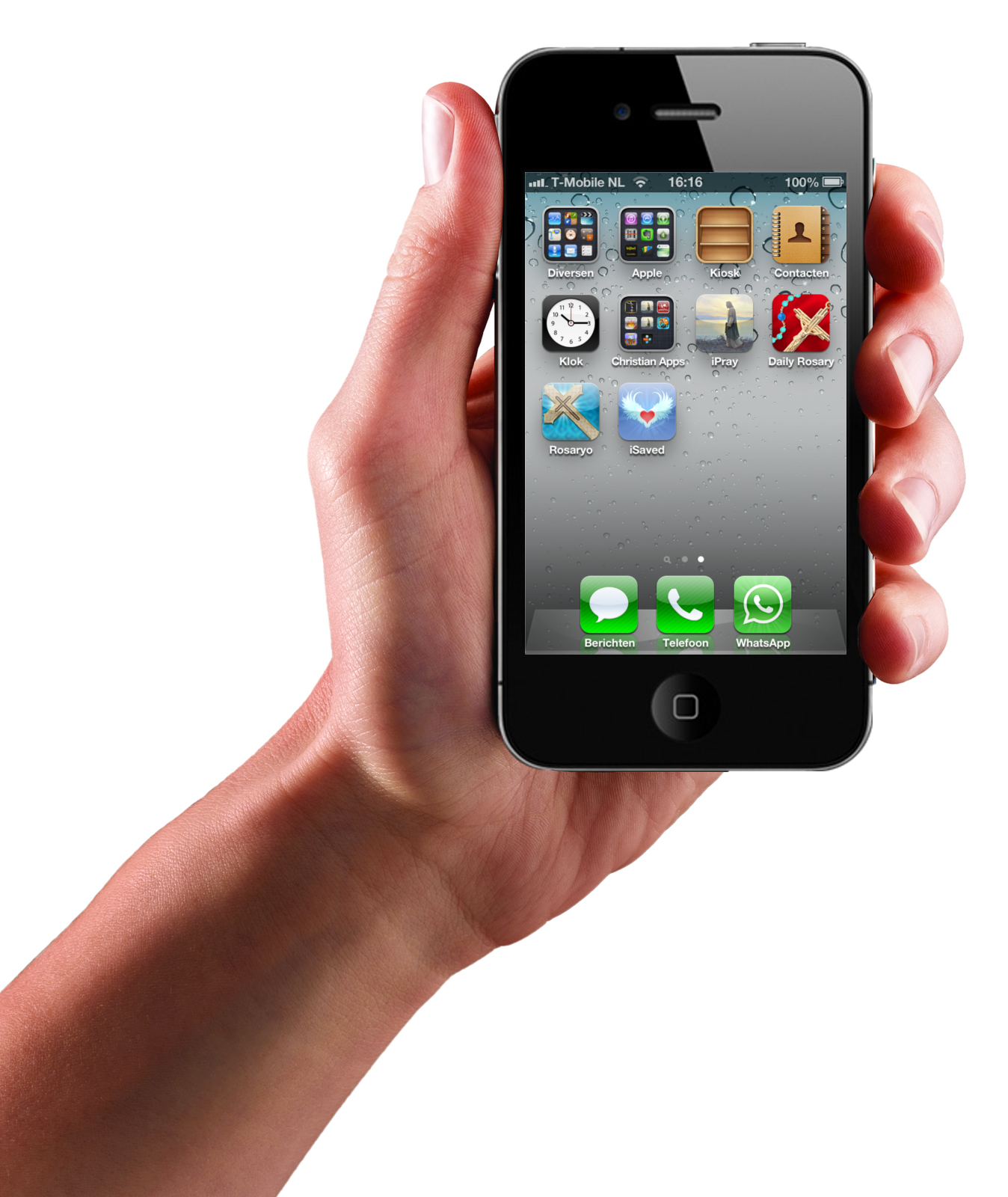 iphone4hand